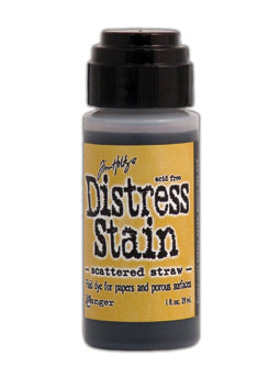 Tim Holtz Distress Stain - Scattered Straw