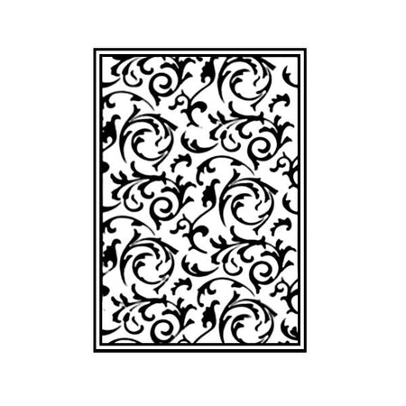Crafts-Too Embossing Folder - Scrollworks
