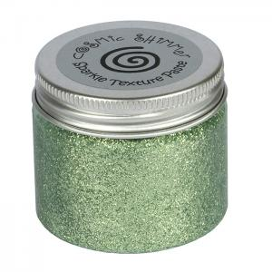 Cosmic Shimmer Sparkle Texture Paste - Sea Green