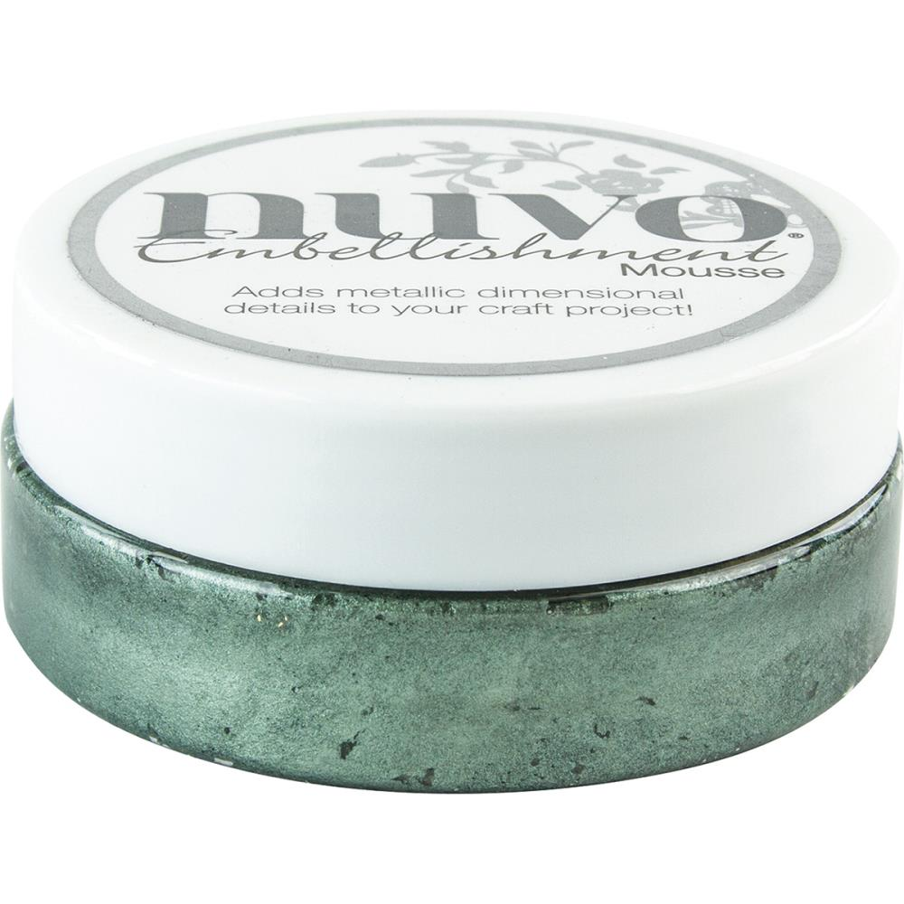 Tonic Studios Nuvo Embellishment Mousse - Seaspray Green