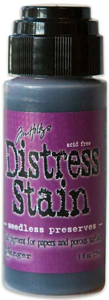Tim Holtz Distress Stain - Seedless Preserves