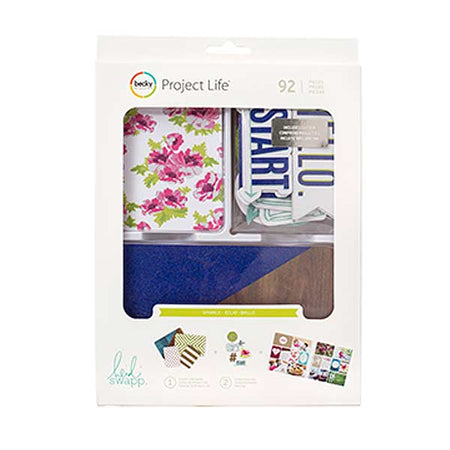 Project Life Value Kit - Heidi Swapp Sparkle