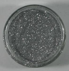 Creative Expressions Polished Silk Glitter - Silver Chrome