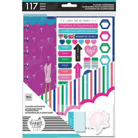 Me & My Big Ideas Happy Planner - Classic Planner Accessories Socialite
