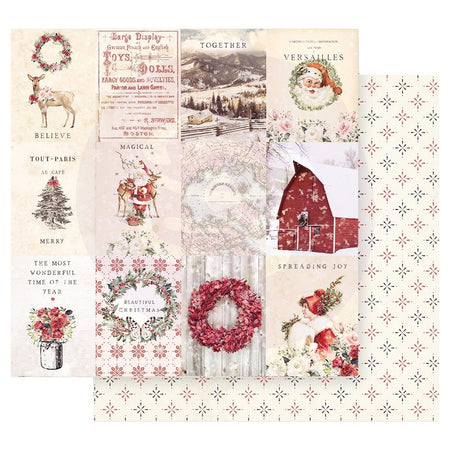 Prima Christmas In The Country - Spreading Christmas Magic (foiled)