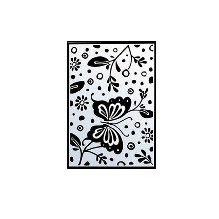 Crafts-Too Embossing Folder - Spring