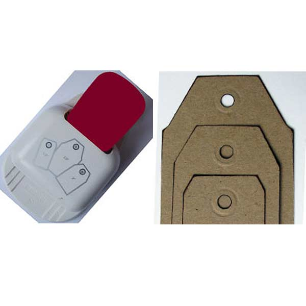 Woodware Tag Top Punch - Squared Shoulders