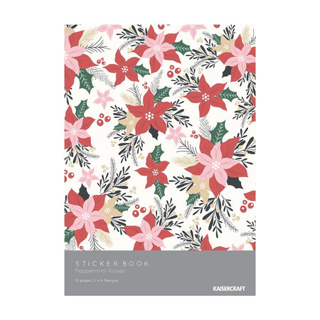 Kaisercraft Peppermint Kisses - Sticker Book