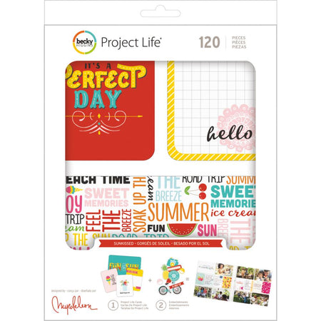 Project Life Value Kit - Sunkissed
