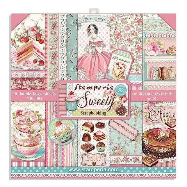 Stamperia Sweety - Paper Pack