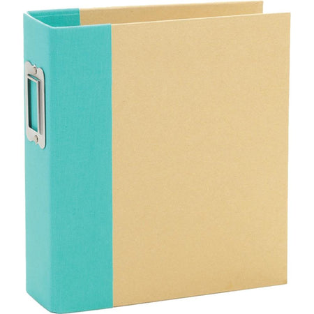 Simple Stories Sn@p 6x8 Binder Album - Teal