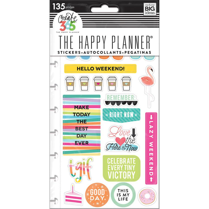 Me & My Big Ideas Happy Planner - TGIF Stickers