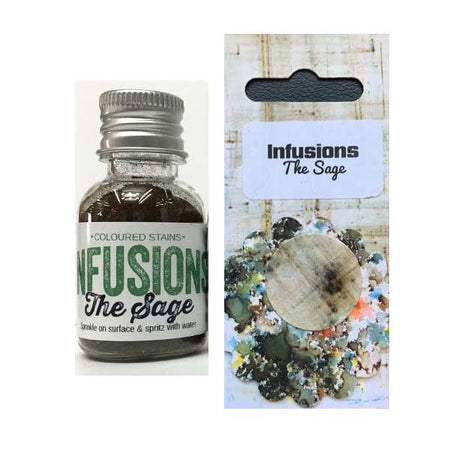 PaperArtsy Infusions - The Sage