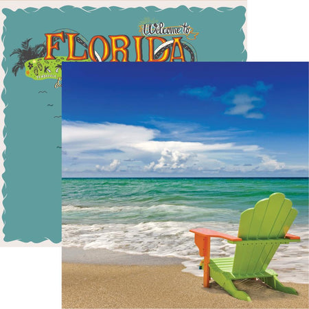Reminisce Florida - Toes in the Sand