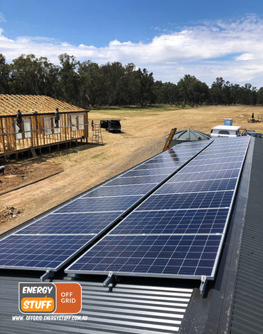 Remote Energy Systems - Solar PV and Batteries Off-Grid by Energy Stuff