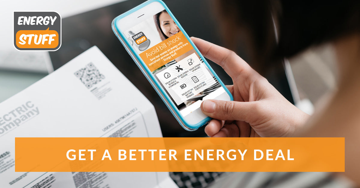 Get A Better Energy Deal! - Energy Stuff