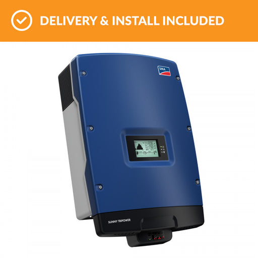 SMA Inverter STP 8000TL Tripower Solar Inverter