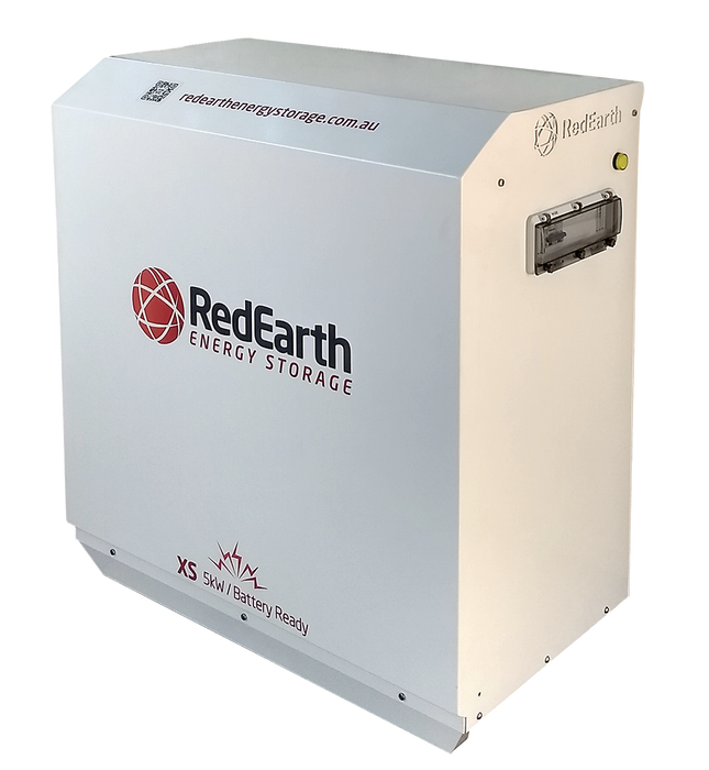 RedEarth Sunrise / Sungrow 5kW Hybrid - with 12.5kWh BYD Rack Battery - Energy Stuff
