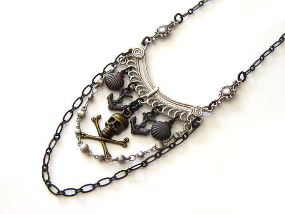 Beautiful Pirate Necklace