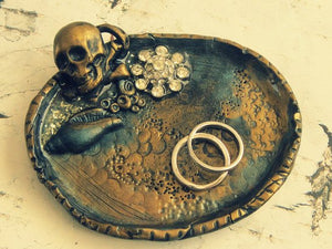 Pirate Ring Dish