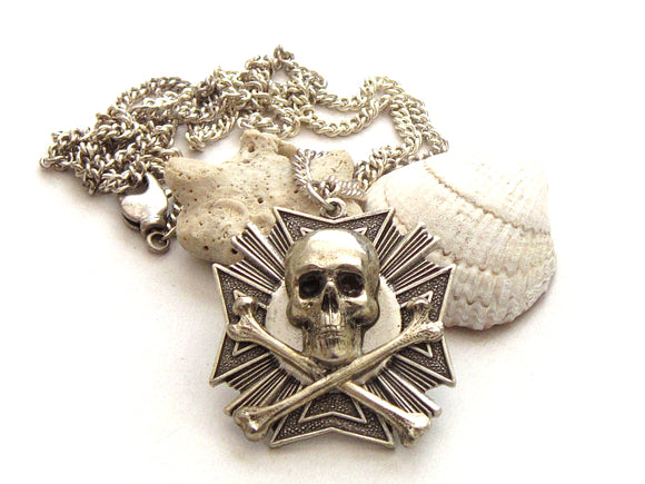 pirate necklace for men
