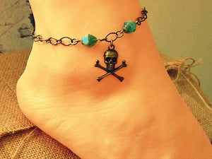 pirate anklet