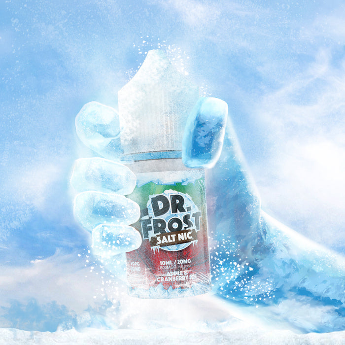 Dr Frost Apple & Cranberry Ice