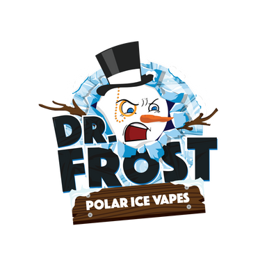 Dr Frost Strawberry Low Ice