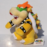 25cm Bowser (Super Mario Bros) Plush Toy - It's King Koopa baby!