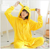 Pokemon Pikachu Cosplay Onesie Costume/Pajamas - Hooray!