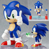 10cm PVC Sonic the Hedgehog Action Figure and Accessories