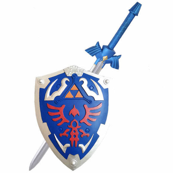 Legend of Zelda Link Cosplay Hyrule Shield and/or Sword