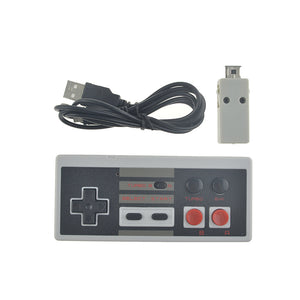 Wireless/USB Plug NES classic retro Game Controller (MUST HAVE)