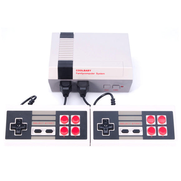 Knock off NES Mini with 500 to 620 games, 2 controllers and HDMI or AV TV support
