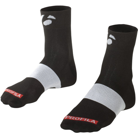 "Bontrager Race 2.5"""" Cycling Sock 3-Pack"