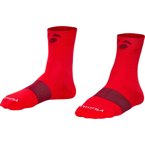 "Bontrager Race 2.5"""" Cycling Sock"
