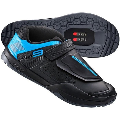 Shimano SH-AM9 All Mountain Shoe - black
