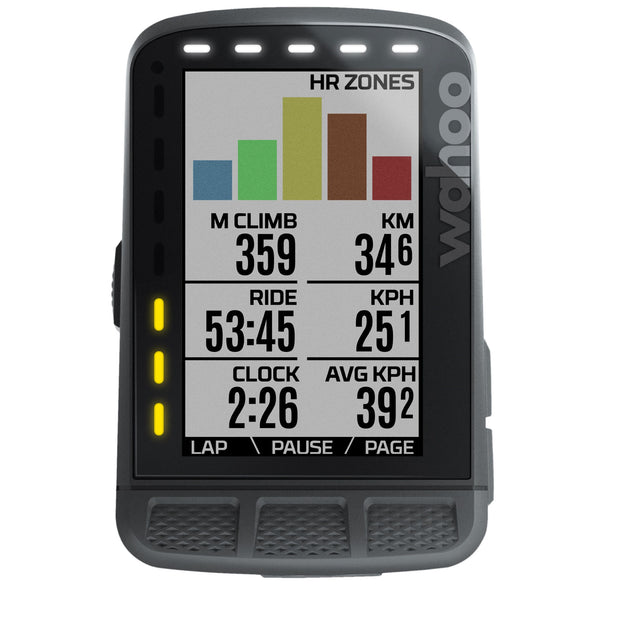 Wahoo ELEMNT ROAM GPS Cycling Computer Bundle