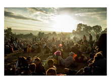 Stone Circle, Glastonbury, 2017