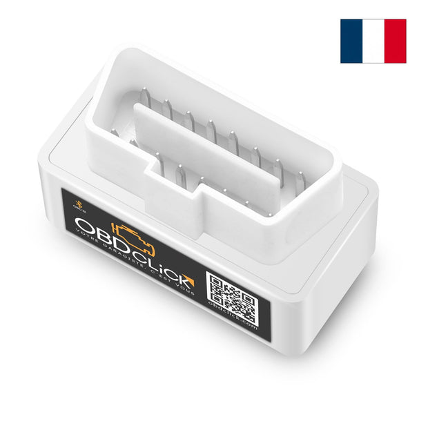 Valise de diagnostic multimarque OBDclick + Application en français