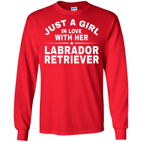 Womens Labrador Retriever Shirt Medium