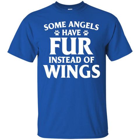 Angels Instead Wings Beagle T Shirt
