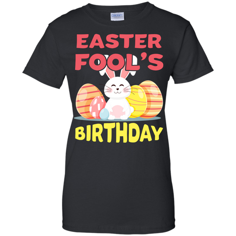 Funny April Easter birthday T shirts