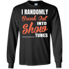 Image of Womens Funny Randomly Break T shirt