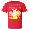 Image of Funny April Easter birthday T shirts