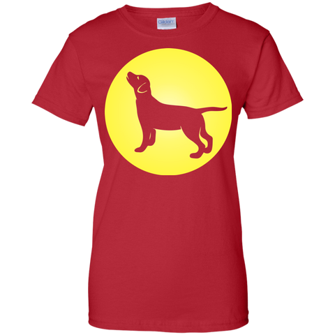 Mens Labrador Retriever Halloween T Shirt