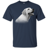 Image of Labrador Face Shirt Costume T Shirt
