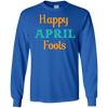 Image of April Fools t Shirt Happy Day