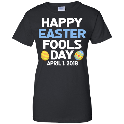 April Fools Day Easter T Shirt