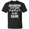 Image of Womens Grandma Bingo Shirt Heather